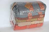 Махровые полотенца для лица 6 шт. Абстракция