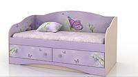 Детский диван для девочки. Вальтер
