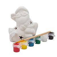Детский набор для творчества - Дед Мороз светящийся, (791590)