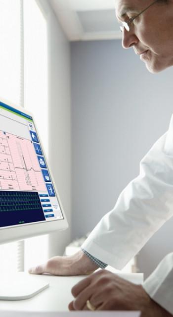 Электрокардиограф  R-Scribe