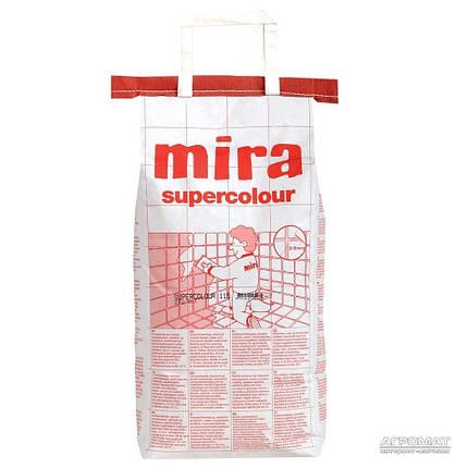 Затирка Mira supercolour №130/5кг (черная), фото 2