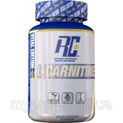 Ronnie ColemanДля снижения весаL-Carnitine XS60 caps