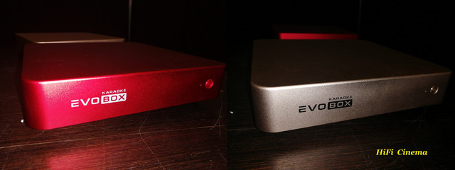 Evolution EVOBOX Red & Gold - Exclusive colors