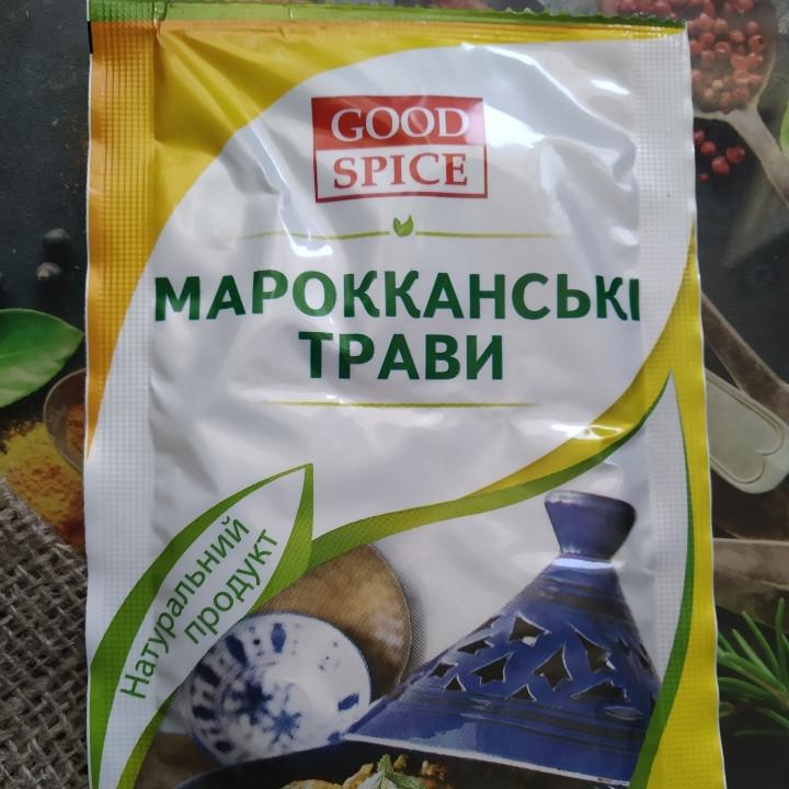 "Марокканські трави ""Good Spice"" 10 гр"