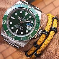 Часы Rolex Submariner премиум качество / Ролекс Субмаринер реплика AAA класса