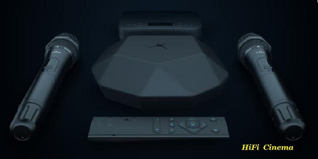 X-STAR online Home Karaoke-Box