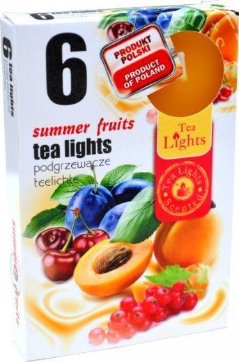 """Ароматические свечи-таблетки ADMIT 442 """"Летние фрукты"""""""