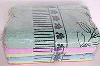 Банные мягкие махровые полотенечка 6 шт.