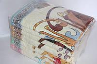 Банные махровые полотенца 8 штук кошки