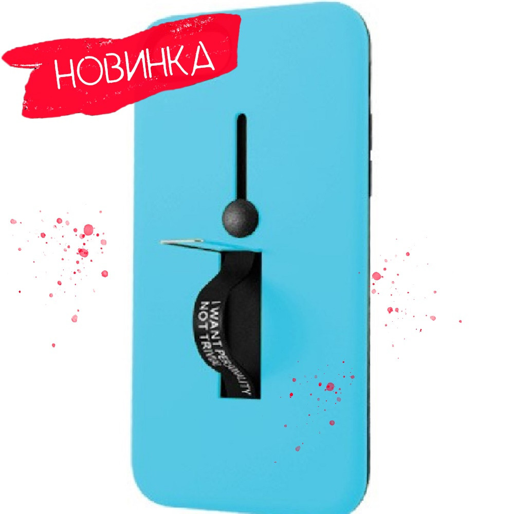 3 кольори, Чохол Kickstand Soft Touch з тримачем Apple iPhone 7 Plus/ iPhone 8 Plus | Чехол с держателем