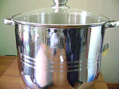 Посуда и акссесуары из металла и нержавейки