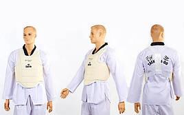 Защита корпуса (жилет) для каратэ детская DAE BO-5384-M (10-11лет)