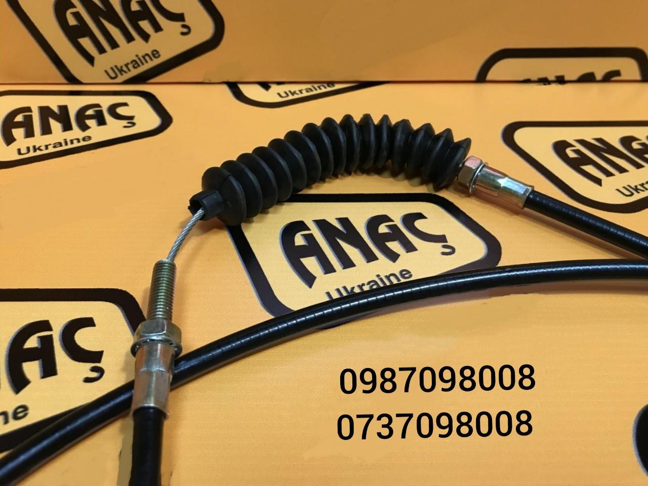 Трос газа на JCB 3CX, 4CX номер : 910/60216