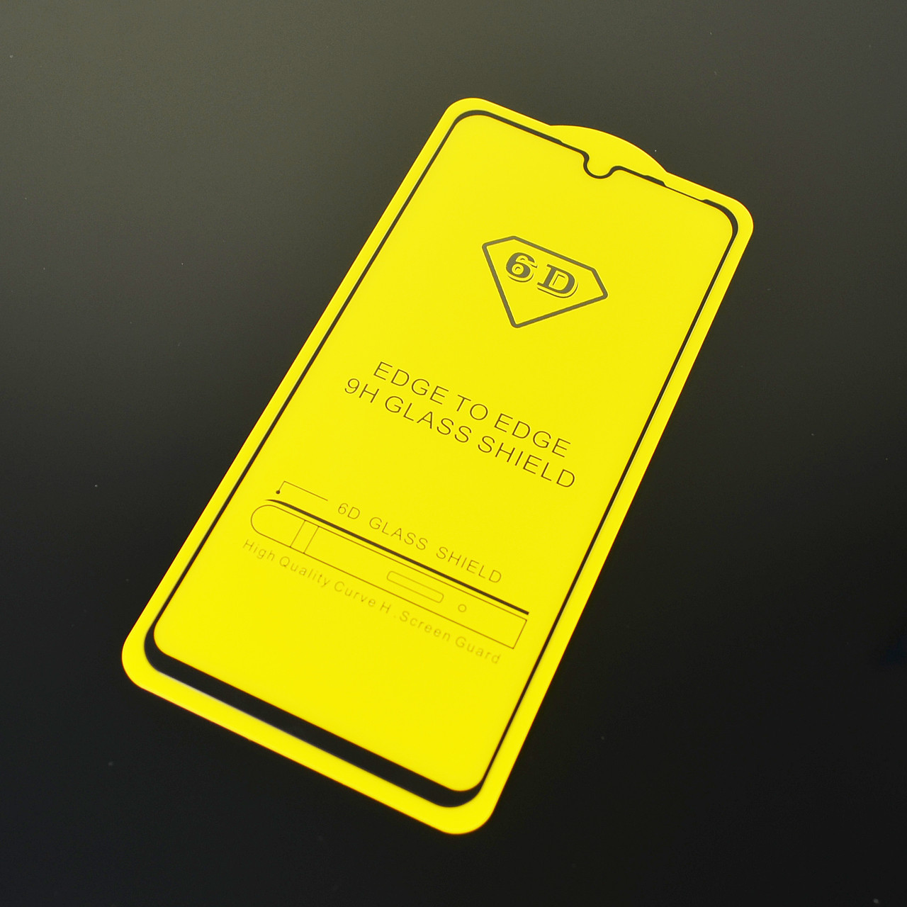3D стекло на Huawei Enjoy 6S