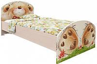 Кровать «Мишка с букетом» Вальтер, фото 1