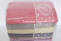 Мягкие качественные полотенца для лица упаковка 6 шт.