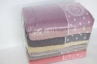 Мягкие качественные полотенца для лица 6 шт