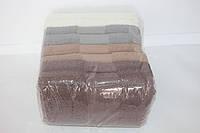Однотонные махровые полотенца для лица 8 шт.