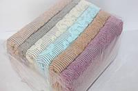 Качественные полотенца для лица 6 шт. Абстракция