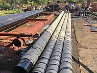 Изоляция газовых труб