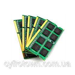 Оперативная память 4gb Kit (2x2g) DDR3 парные модули PC3 10600s 1333MHz оригинал для ноутбуков нетбуков