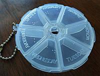 Таблетница PILL BOX (органайзер для таблеток) цветок, фото 1