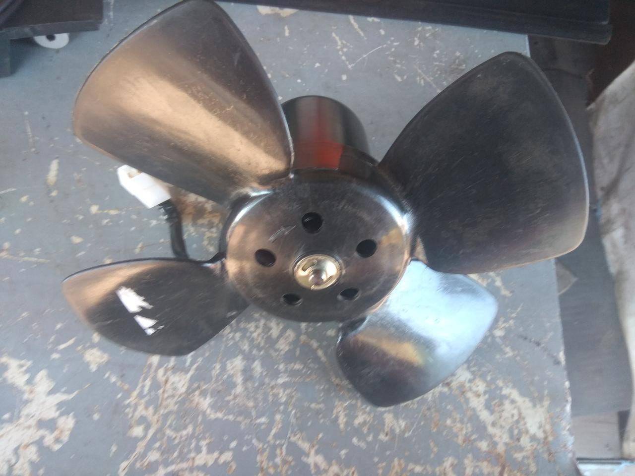 Вентилятор охлаждения радиатора Таврия, Славута старого образца Aurora