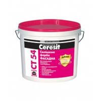 CERESIT CT-54 Краска силикатная. 10 л.