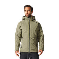 Мужская куртка Adidas ZNE Down Jacket BQ6799 цвета хаки