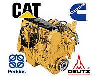 Ремонт дизельных двигателей Perkins, CAT, Cummins, Deutz.