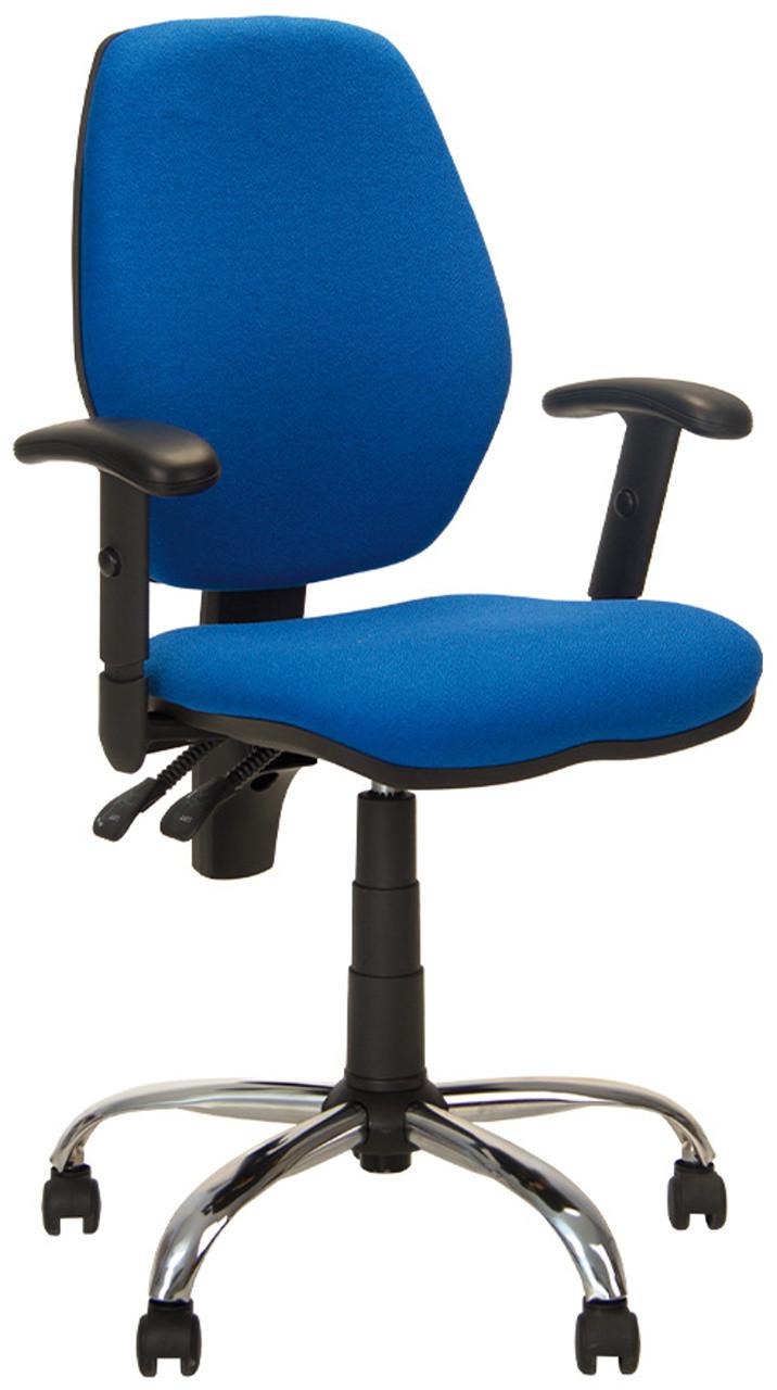 Кресло для персонала MASTER GTR (freelock+) window chrome
