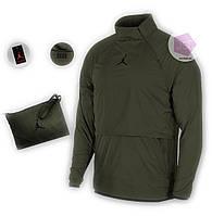 Ветровка анорак Jordan 23 Tech в комплекте с фирменной сумкой-чехлом (ориг.бирка) непромокаемая