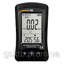 Анализатор формальдегида и качества воздуха PCE-HFX 100 (Германия), фото 2