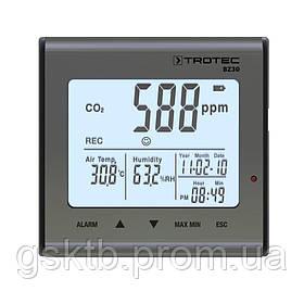 Аналізатор і реєстратор вологості, температури і СО2 Trotec BZ30 (Німеччина)