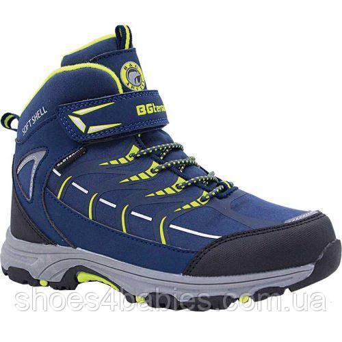Термо ботинки зимние B&G termo модель EVS196-117 р. 35-40