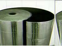 Алюфом R     синтетичний каучук с покрытием с алюминиевой фольгой  6мм