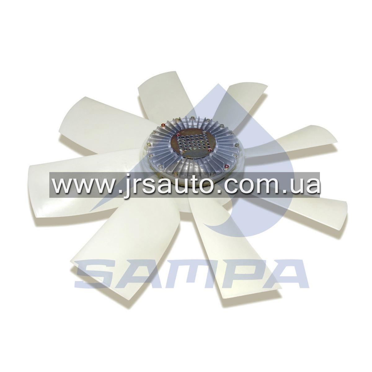 Вентилятор с вискомуфтой VOLVO (d680 mm) \8112950 \ 032.100