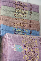 Полотенца для лица махровые разные цвета 8 шт.