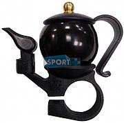 Звонок стальная тянутая Тайваньной Чайник, ударный, черный