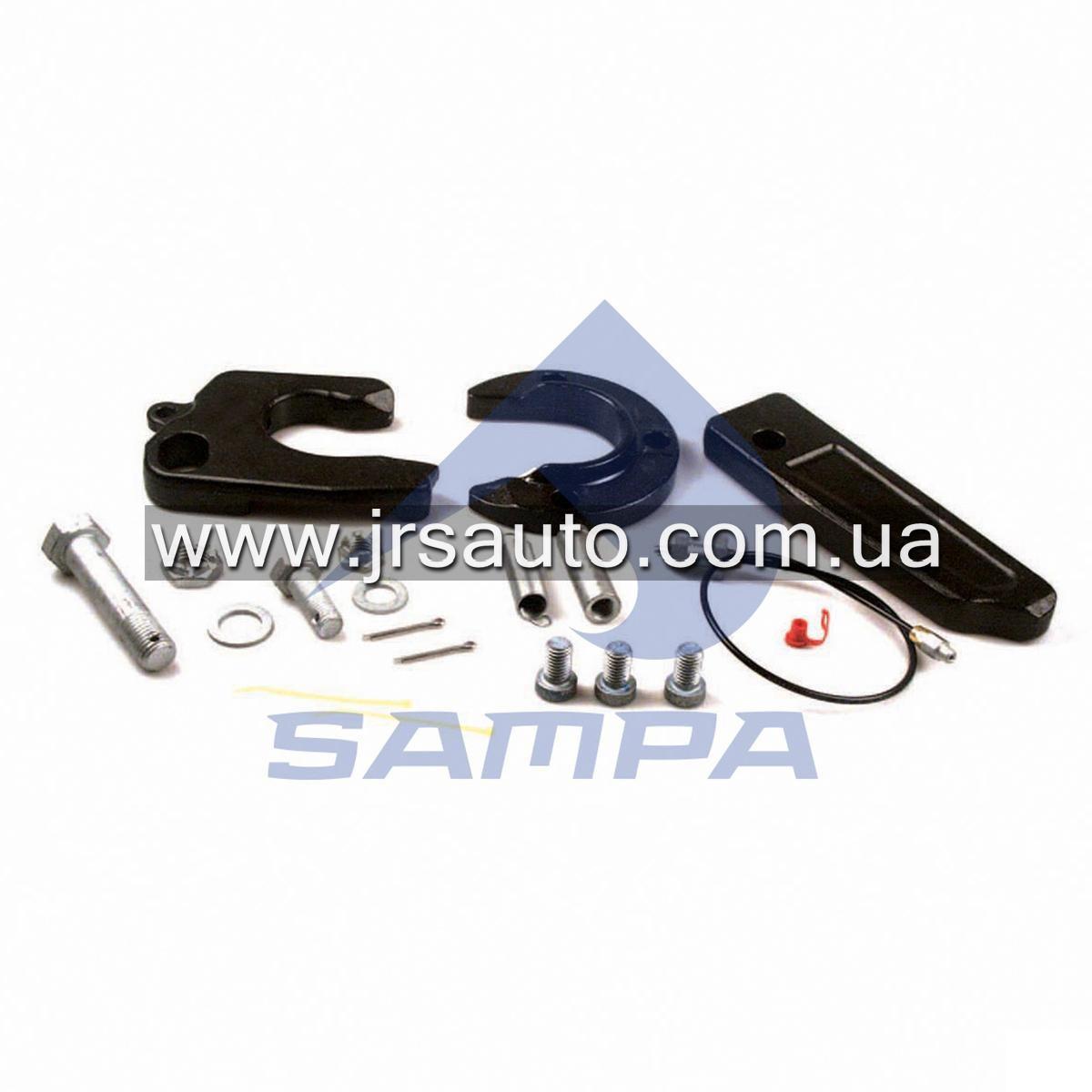 Ремкомплект замка седла с подковой и маслёнкой JOST (d51/d75/d20) \SK3121072Z \ 095.540