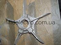 Крыльчатка кранового электродвигателя МТФ111