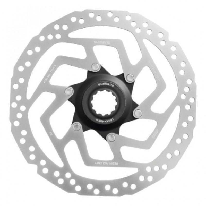 Ротор тормозной диск Shimano SM-RT20-M Center Lock, 180мм, только для резин. колодок