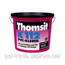 THOMSIT k112 Токопроводящий клей для ПВХ и каучуковых покрытий, 12 кг, фото 2