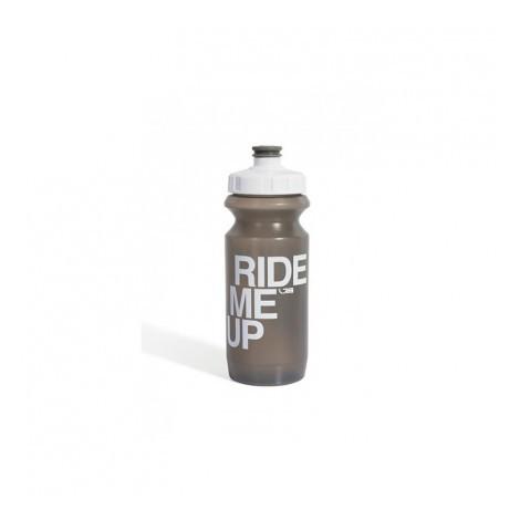 Фляга 0,6 Green Cycle Ride Me Up с Big Flow valve