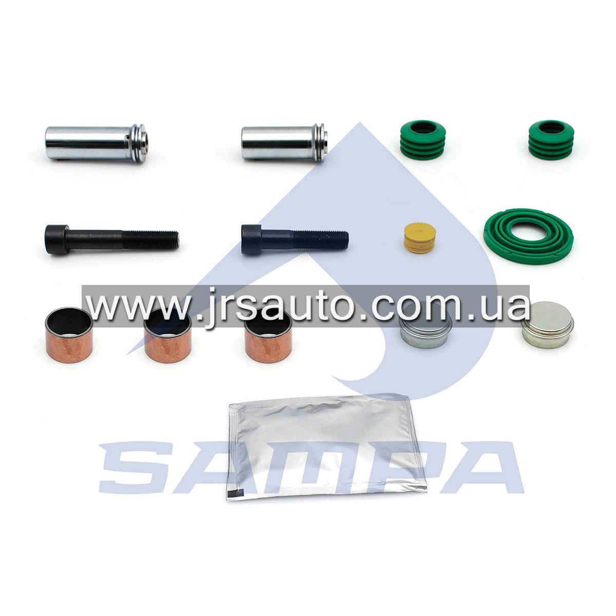Ремкомплект суппорта WABCO 12999699VT \12999699VT \ 095.640