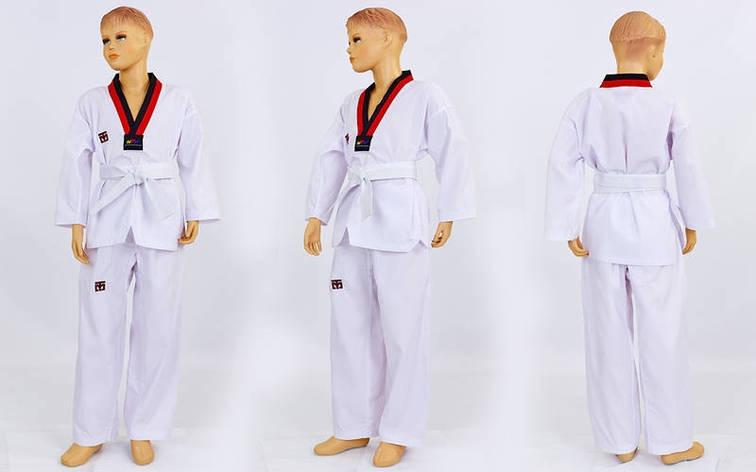 Добок кимоно для тхэквондо Mooto CO-5569, фото 2