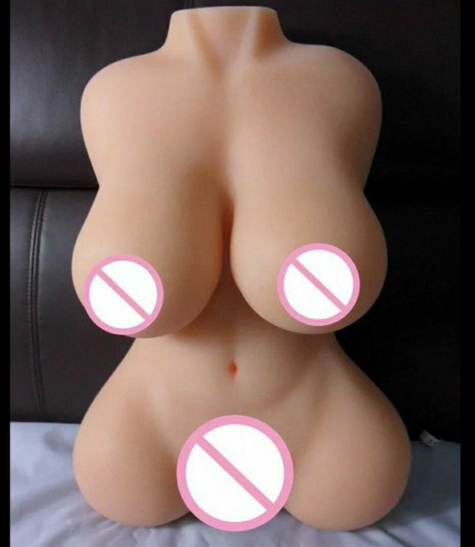 Женский секс-торс TPE, фото 1