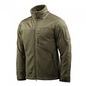 Куртка флисовая M-Tac Alpha Gen.2 олива