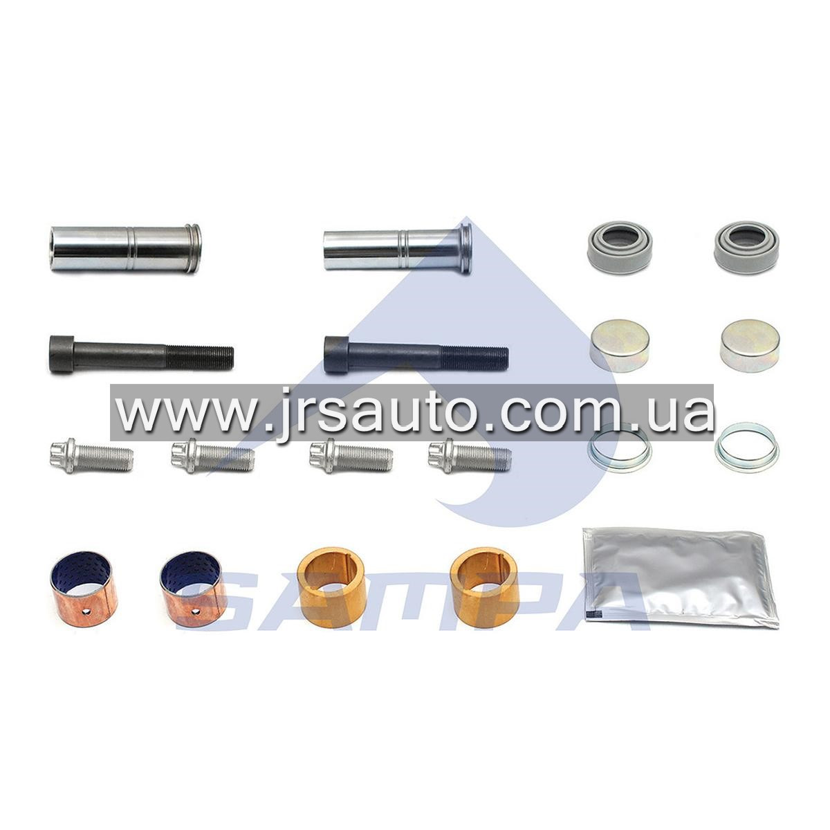 Ремкомплект суппорта VOLVO \85109889 \ 095.680