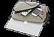 Сумка-трансформер Mixbag, одна сумка на все случаи динамичной жизни, бежевая 11,6, фото 5